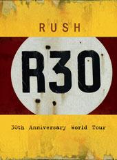 Rush R30 DVD