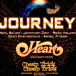 Journey And Heart Build New Fan Base