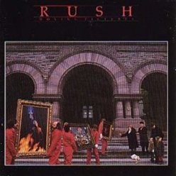 Rush Album Moving Pictures