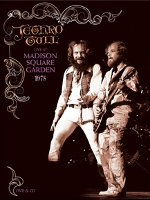 Jethro Tull - Live At Madison Square Garden 1978 - cover art