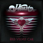 Take A Spin In Heart's Red Velvet Car