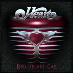 Heart Red Velvet Car Album