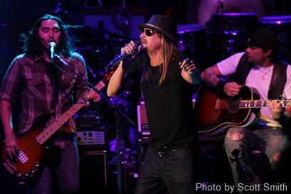 Kid Rock live in Tulsa, OK
