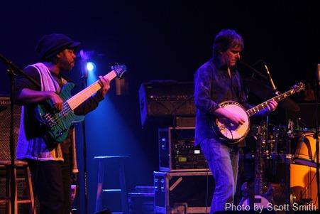 Orignal Flecktones Tour