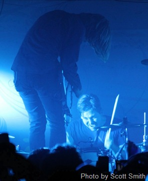 Switchfoot performs in Fayetteville, Arkansas