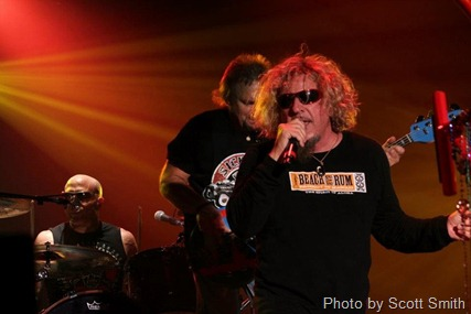 Chickenfoot Performs at Rocklahoma