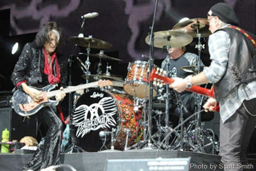 Aerosmith Live in Dallas