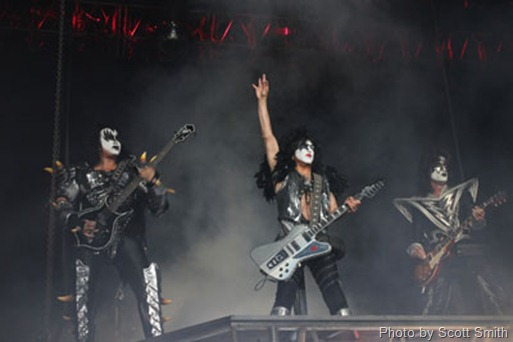 Kiss Live in Tulsa
