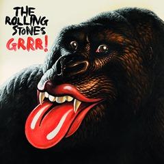 Rolling Stones GRRR! Album Cover