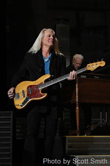 Bruce Hall of REO Speedwagon by Scott Smith
