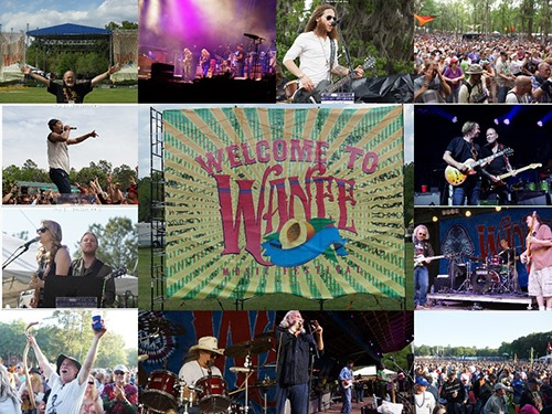 Wanee 2013 Collage