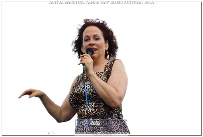Janiva Magness at Tampa Bay Blues Fest 2013