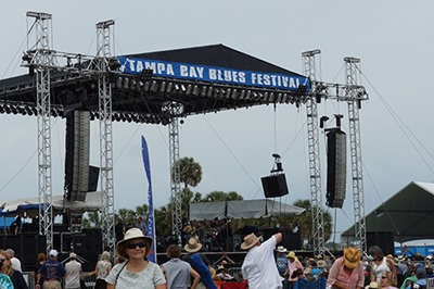 Tampa Bay Blues Festival 2013