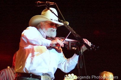 Charlie Daniels on Stage