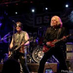 Review: Black Star Riders, Neumemier's Rib Room & Beer Garden, Fort Smith, AR