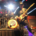 Review: The Winery Dogs, May 20, Neumeier's Rib Room & Beer Garden, Fort Smith, AR