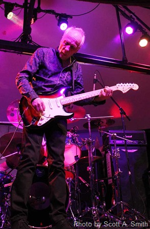 Robin Trower 1 by Scott A. Smith