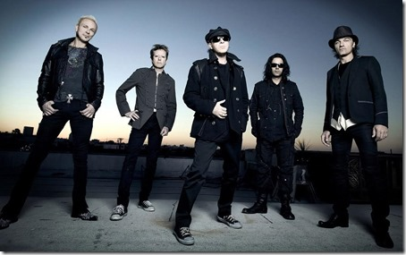 Scorpions - Photo Courtesy of Scorpions