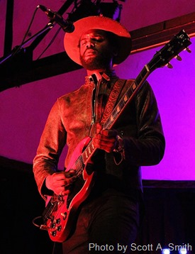 Gary Clark Jr. 2  by Scott A. Smith