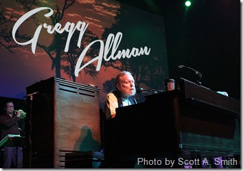 Gregg Allman by Scott A. Smith