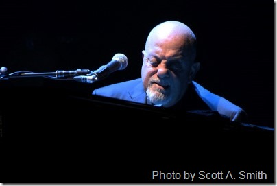 Billy Joel 1 by Scott A. Smith