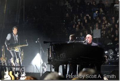 Billy Joel 2 by Scott A. Smith