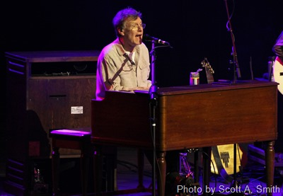 Steve Winwood by Scott A. Smith