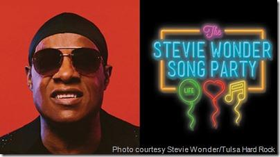 Photo courtesy Stevie Wonder-Tulsa Hard Rock